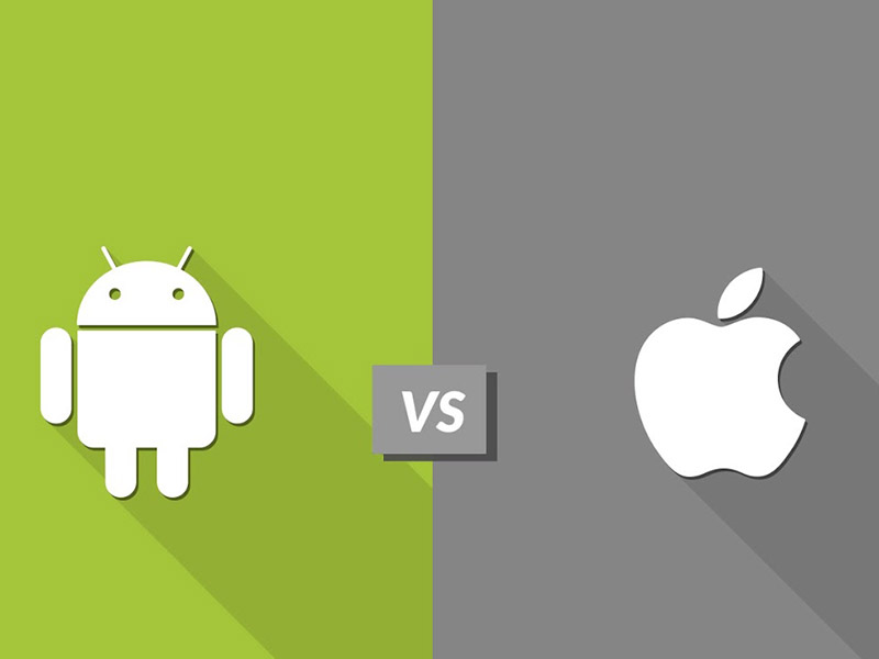Apple или Android